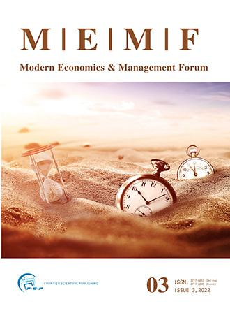 Modern Economics & Management Forum